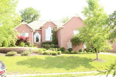 Hendersonville Single Family Home Under Contract - Showing: 116 Wynbrooke Trce