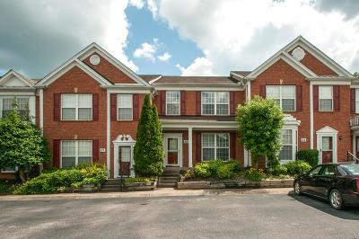 Brentwood Condo/Townhouse Active - Showing: 601 Old Hickory Blvd Unit 66 #66
