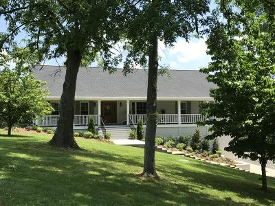 Williamson County Single Family Home Under Contract - Not Showing: 3016 Wilson Pike