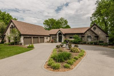 Hendersonville Single Family Home For Sale: 100 Bluegrass Cr.