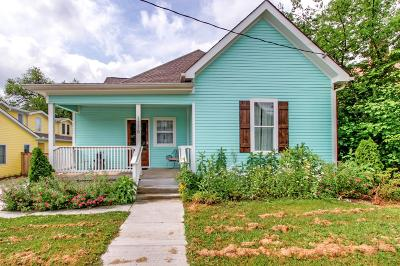 Nashville Single Family Home Active - Showing: 1116 Fatherland St