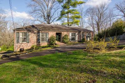 Nashville Single Family Home Active - Showing: 4407 Alcott Dr