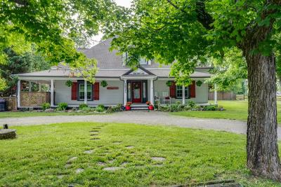 Marshall County Single Family Home Under Contract - Showing: 1821 McBride Rd