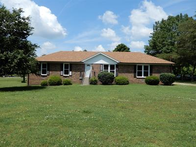 Pegram Single Family Home Under Contract - Showing: 5029 Leann Dr
