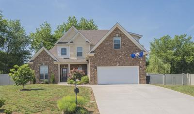 Murfreesboro Single Family Home Active - Showing: 5133 Bumblebee Dr