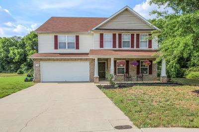 Murfreesboro Single Family Home Active - Showing: 1414 Chopin Ct N