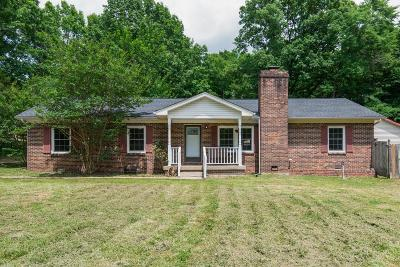 Columbia Single Family Home Active - Showing: 1121 Loftin Rd
