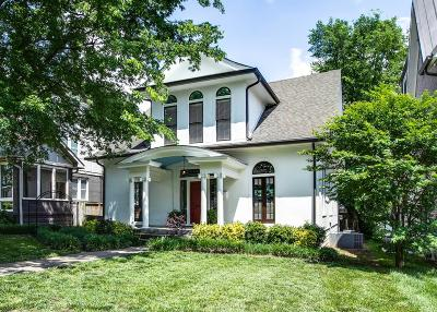 Nashville Single Family Home Active - Showing: 1904 Beech Ave