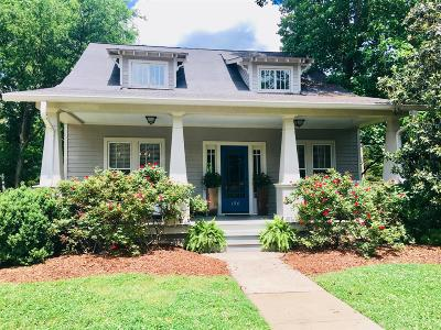 Nashville Single Family Home Active - Showing: 190 Kenner Ave