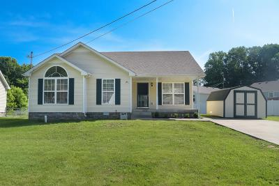 Applegrove Single Family Home Under Contract - Not Showing: 2972 Core Dr