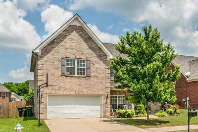 Spring Hill Single Family Home Under Contract - Showing: 4087 Locerbie Cir