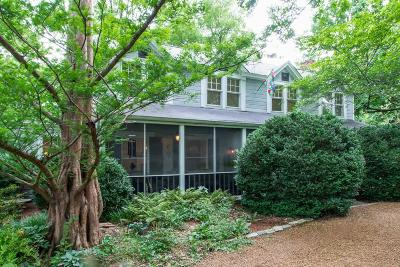 Nashville Single Family Home Active - Showing: 3808 Woodlawn Drive