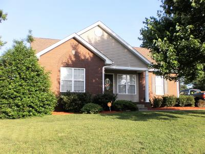 Springfield Single Family Home Under Contract - Showing: 209 Clydesdale Ln