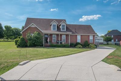Murfreesboro Single Family Home Active - Showing: 117 Kendell Ct