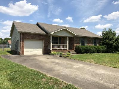 Clarksville Single Family Home Active - Showing: 1847 Needmore Rd