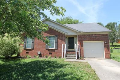 Mount Juliet TN Single Family Home Active - Showing: $219,900