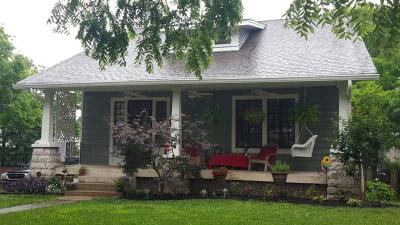Nashville Single Family Home Under Contract - Not Showing: 2047 24th Ave S