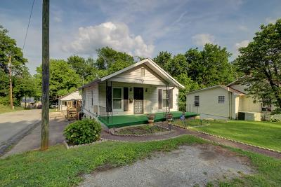 Clarksville Multi Family Home For Sale: 823 Cumberland Dr