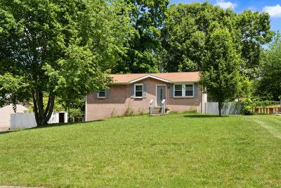 Clarksville TN Single Family Home Active - Showing: $160,000