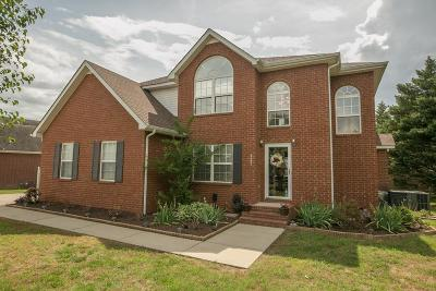 Murfreesboro Single Family Home Active - Showing: 3307 Patcole Ct