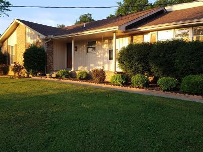 Hendersonville Single Family Home Active - Showing: 103 Dana Dr