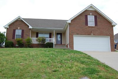 Clarksville TN Single Family Home Active - Showing: $169,950