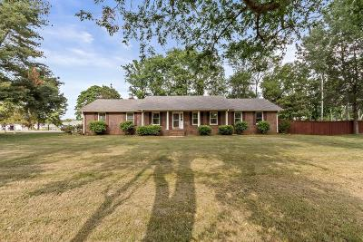 Murfreesboro Single Family Home Active - Showing: 3093 Asbury Ln