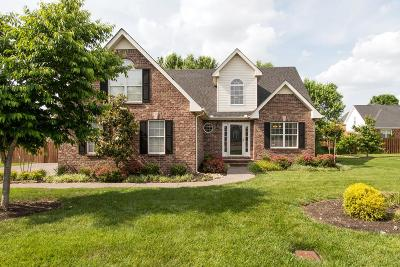 Murfreesboro Single Family Home Active - Showing: 394 Roxie Ct