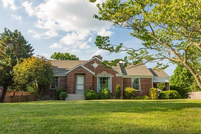 Nashville Single Family Home Active - Showing: 1021 McMahan Ave