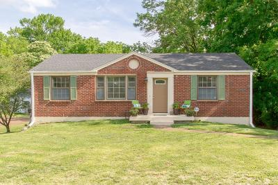 Nashville Single Family Home Active - Showing: 2709 McKeige Dr
