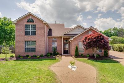 Thompsons Station Single Family Home Under Contract - Showing: 205 Trophy Ct