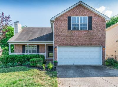 Spring Hill Single Family Home Active - Showing: 133 Baker Springs Ln