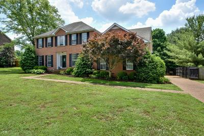 Franklin Single Family Home Active - Showing: 1605 Callie Way Dr