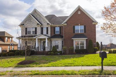 Murfreesboro Single Family Home Active - Showing: 761 Stone Mill Cir