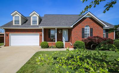 Murfreesboro Single Family Home Active - Showing: 1707 Tradewinds Trl