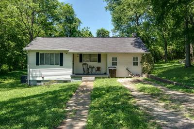 Goodlettsville Single Family Home Active - Showing: 503 Agee Rd