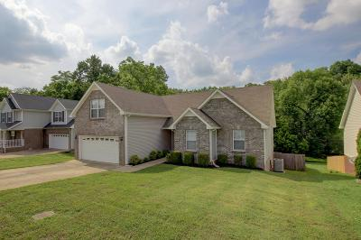 Clarksville TN Single Family Home Active - Showing: $195,000