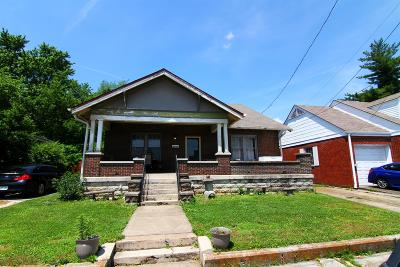 Springfield Single Family Home Active - Showing: 705 Cheatham St