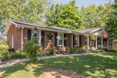 Mount Juliet TN Single Family Home Active - Showing: $259,900