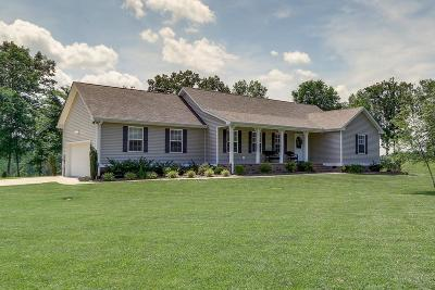 Bon Aqua Single Family Home Under Contract - Showing: 2622 Spencer Mill Rd
