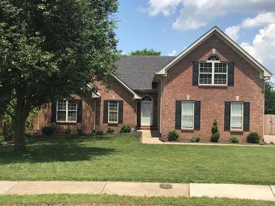 Murfreesboro Single Family Home Active - Showing: 2610 Burgess St