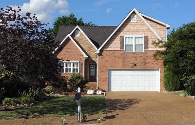 Spring Hill Single Family Home Active - Showing: 1629 Zurich Dr