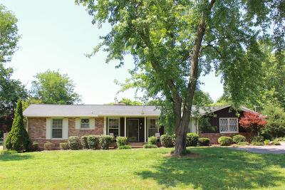 Hendersonville Single Family Home Active - Showing: 105 East Dr