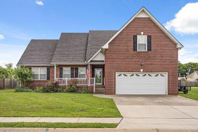 Clarksville TN Single Family Home Active - Showing: $197,000