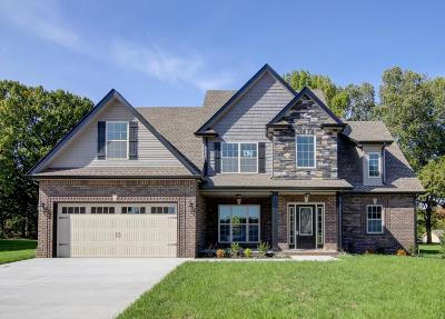 Clarksville TN Single Family Home Active - Showing: $304,900