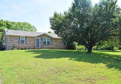 Clarksville TN Single Family Home Under Contract - Showing: $150,000