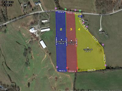Residential Lots & Land Under Contract - Not Showing: 2 Shelbyville Rd