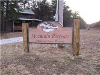 Altamont Residential Lots & Land For Sale: Hideaway Cabin Rd.