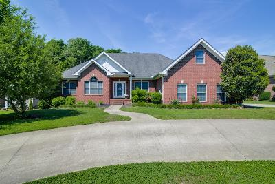 Sumner County Single Family Home For Sale: 1212 Lake Rise Overlook