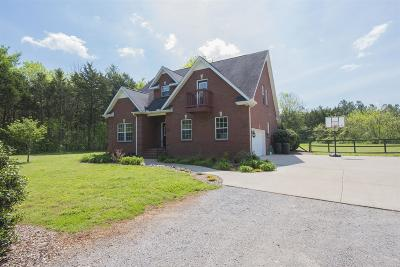 Single Family Home Active - Showing: 7440 Ridley Earp Rd